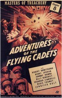 Adventures of the Flying Cadets - 11 x 17 Movie Poster - Style A