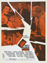 Advise & Consent - 11 x 17 Movie Poster - French Style A