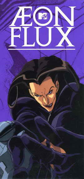 Aeon Flux - 27 x 40 Movie Poster - Style A