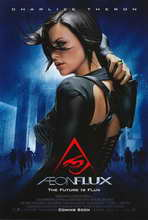Aeon Flux - 11 x 17 Movie Poster - Style D