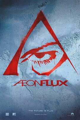 Aeon Flux - 11 x 17 Movie Poster - Style A