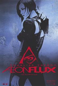 Aeon Flux - 27 x 40 Movie Poster - Style B