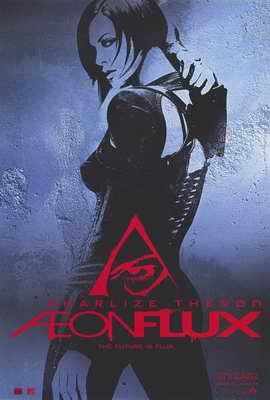 Aeon Flux - 11 x 17 Movie Poster - Style B