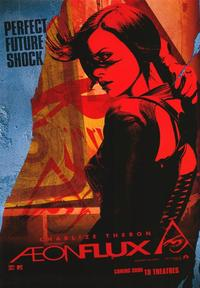 Aeon Flux - 43 x 62 Movie Poster - Bus Shelter Style A