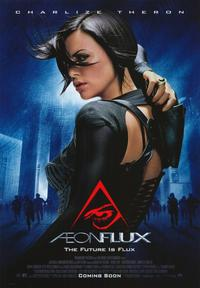 Aeon Flux - 43 x 62 Movie Poster - Bus Shelter Style C