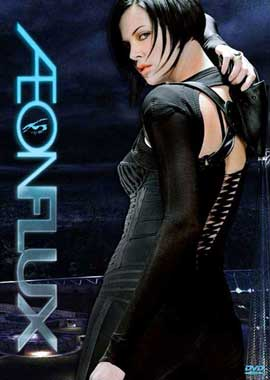 Aeon Flux - 27 x 40 Movie Poster - Style E