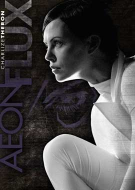 Aeon Flux - 11 x 17 Movie Poster - Style F