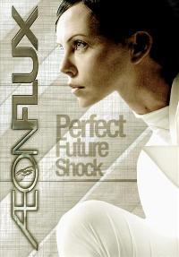 Aeon Flux - 11 x 17 Movie Poster - Style G