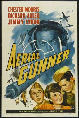 Aerial Gunner - 11 x 17 Movie Poster - Style A
