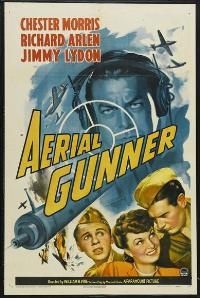 Aerial Gunner - 43 x 62 Movie Poster - Bus Shelter Style A