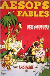 Aesop's Fables - 43 x 62 Movie Poster - Bus Shelter Style A