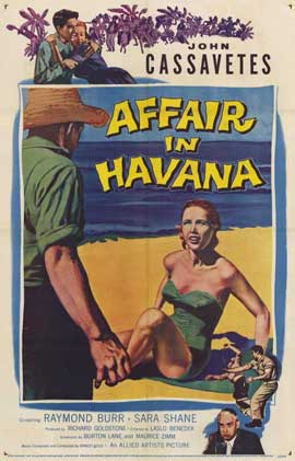 Affair in Havana - 11 x 17 Movie Poster - Style A