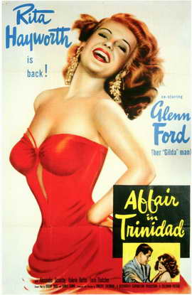 Affair in Trinidad - 11 x 17 Movie Poster - Style A
