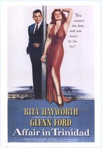 Affair in Trinidad - 11 x 17 Movie Poster - Style B