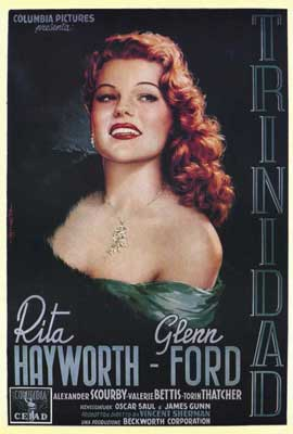 Affair in Trinidad - 27 x 40 Movie Poster - Italian Style A