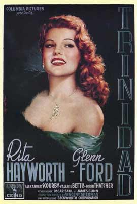 Affair in Trinidad - 27 x 40 Movie Poster - Italian Style A
