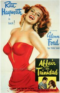 Affair in Trinidad - 43 x 62 Movie Poster - Bus Shelter Style A