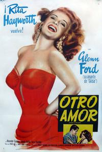 Affair in Trinidad - 11 x 17 Movie Poster - Spanish Style A