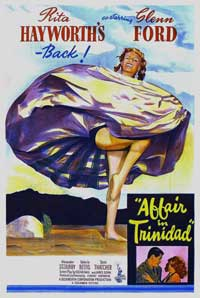 Affair in Trinidad - 11 x 17 Movie Poster - Australian Style A
