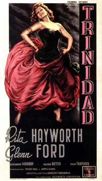 Affair in Trinidad - 20 x 40 Movie Poster - Style A