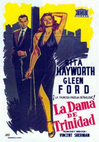 Affair in Trinidad - 11 x 17 Movie Poster - French Style A