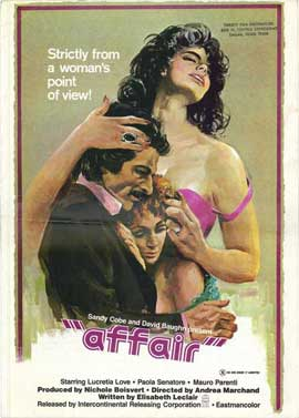 Affair - 11 x 17 Movie Poster - Style A