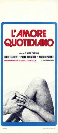 Affair - 13 x 28 Movie Poster - Italian Style A