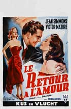 Affair With a Stranger - 11 x 17 Movie Poster - Belgian Style A