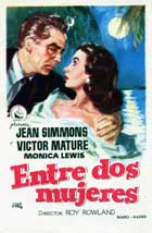 Affair With a Stranger - 11 x 17 Movie Poster - Spanish Style A