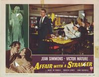 Affair With a Stranger - 11 x 14 Movie Poster - Style A