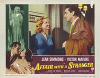 Affair With a Stranger - 11 x 14 Movie Poster - Style B