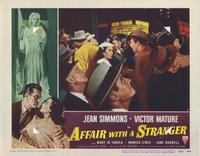 Affair With a Stranger - 11 x 14 Movie Poster - Style H