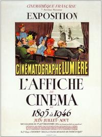 Affiche de Cinema de 1895 a 1946, L' - 11 x 17 Movie Poster - French Style A
