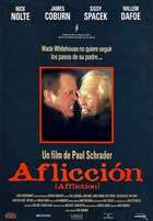 Affliction - 11 x 17 Movie Poster - Spanish Style B