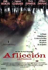 Affliction - 11 x 17 Movie Poster - Spanish Style A