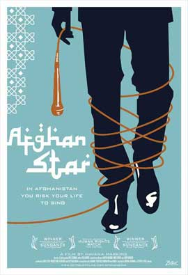 Afghan Star - 27 x 40 Movie Poster - Style A