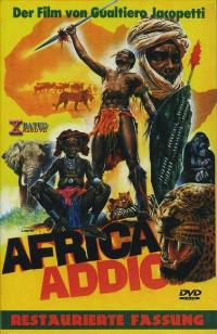 Africa Addio - 27 x 40 Movie Poster - German Style A