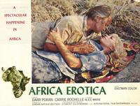 Africa Erotica - 11 x 14 Movie Poster - Style F