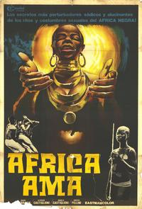 Africa Uncensored - 11 x 17 Movie Poster - Spanish Style A