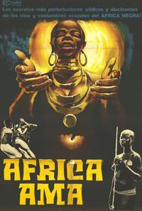 Africa Uncensored - 27 x 40 Movie Poster - Spanish Style A