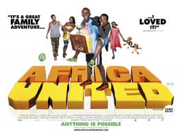 Africa United - 30 x 40 Movie Poster UK - Style A