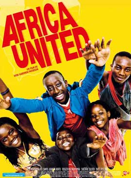 Africa United - 27 x 40 Movie Poster - French Style A