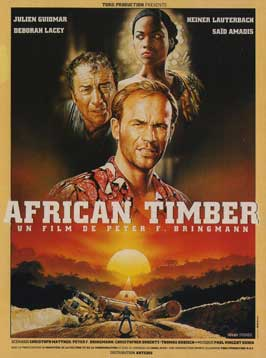 African Timber - 11 x 17 Movie Poster - French Style A