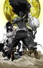Afro Samurai: Resurrection - 11 x 17 Movie Poster - Style A