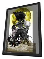 Afro Samurai: Resurrection - 27 x 40 Movie Poster - Style A - in Deluxe Wood Frame