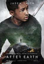 After Earth - 11 x 17 Movie Poster - Style E