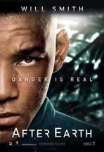 After Earth - 11 x 17 Movie Poster - Style D