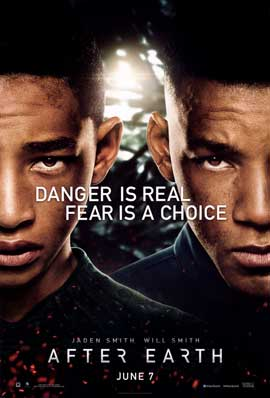 After Earth - 27 x 40 Movie Poster - Style A
