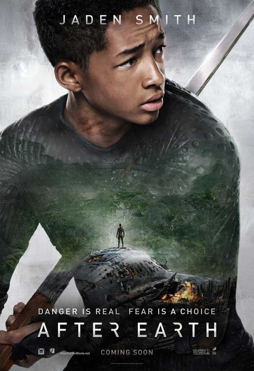 After Earth Movie Posters From Movie Poster Shop