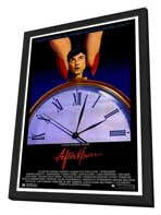 After Hours - 27 x 40 Movie Poster - Style A - in Deluxe Wood Frame